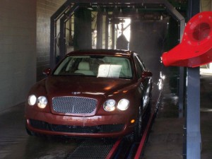 Bentley Car Wash Raleigh