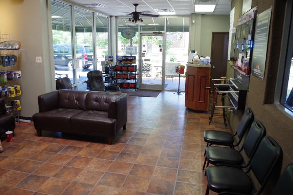 Northridge Auto Spa Raleigh interior