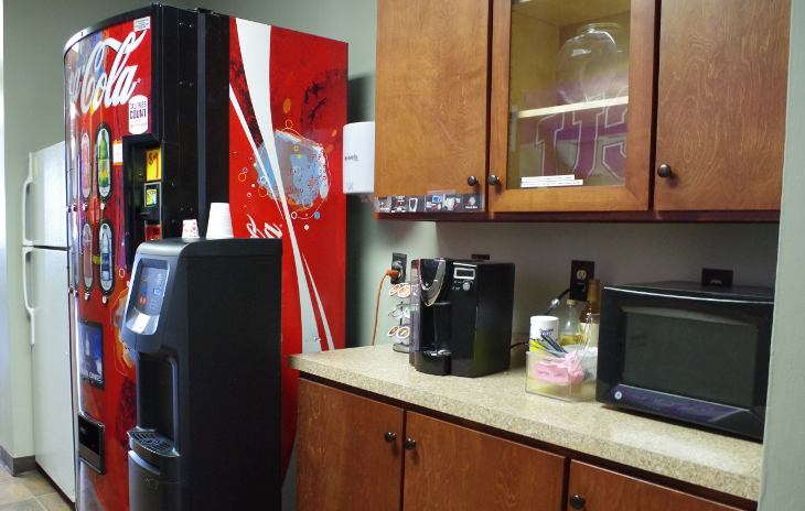 Northridge Auto Spa Raleigh kitchen