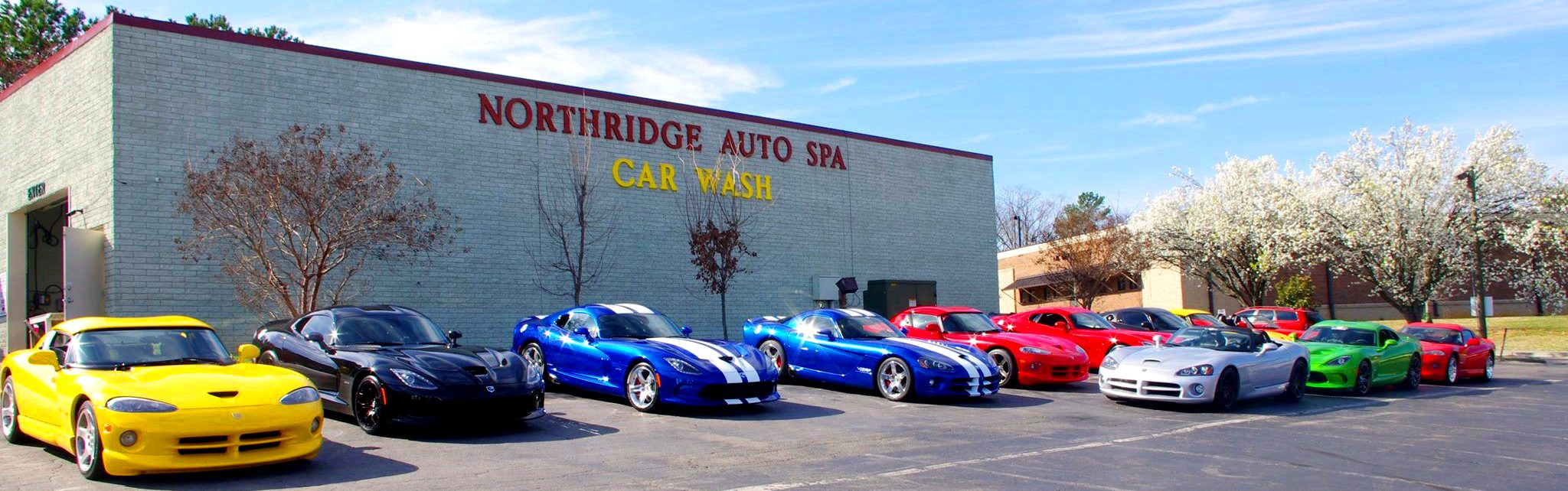 The premier car wash window tinting and detail facility in raleigh nc northridge auto spa raleigh solutioingenieria Choice Image