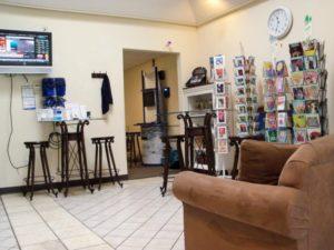Customer Lounge Raleigh