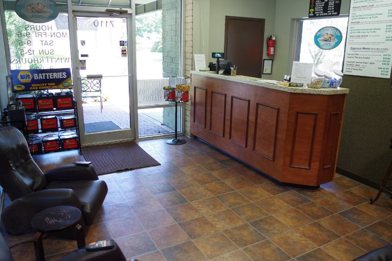 Northridge Auto Spa Raleigh front