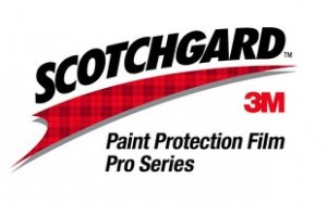 Scotchgard Paint Protection Film Pro Series Logo
