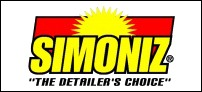 Simoniz detailing products